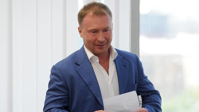 Игорь Лебедев. Фото Алексей Иванов, -