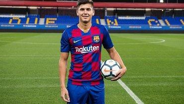 «Бока Хуниорс» подал всуд на «Барселону»