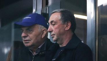 Тикнизян рассказал оразговоре сГинером. Президент ЦСКА намекнул, что вкоманде должен играть армянин