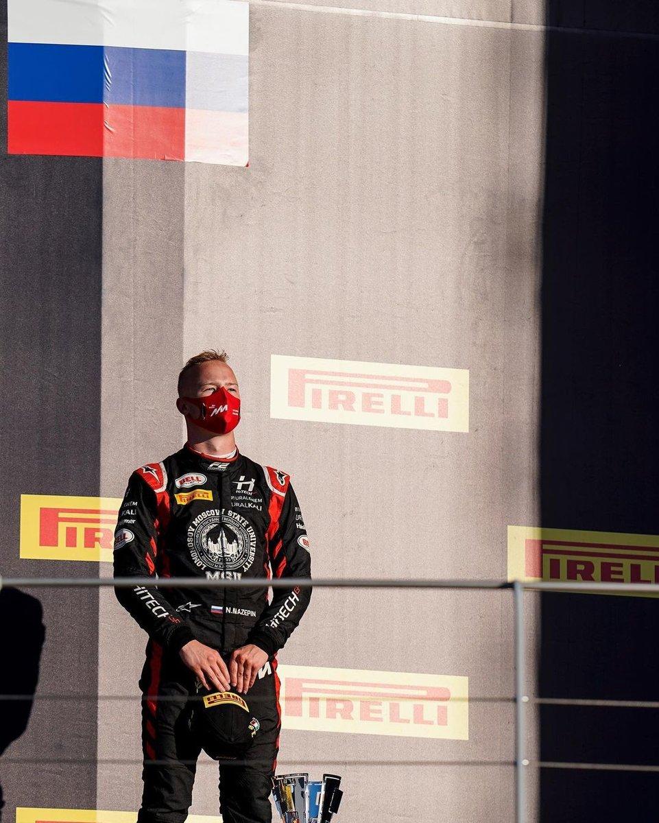Мазепин почти прорвался в «Формулу-1». «Хаасу» нужны его деньги