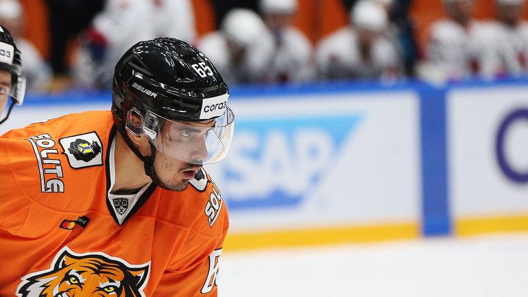 Наиль Якупов. Фото ХК «Амур»