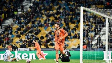 «Ювентус» навыезде переиграл киевское «Динамо» вдебютном матче Пирло-тренера веврокубках