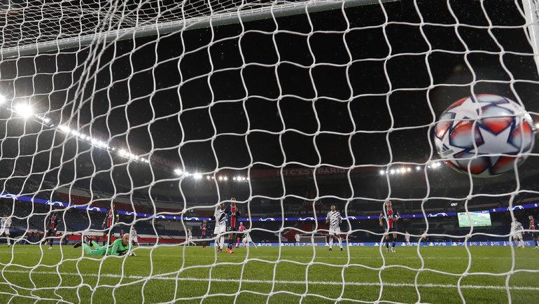 Первый тур группового турнира Лиги чемпионов. Фото Reuters