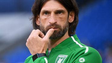 Шаронов стал ассистентом главного тренера «Пафоса»