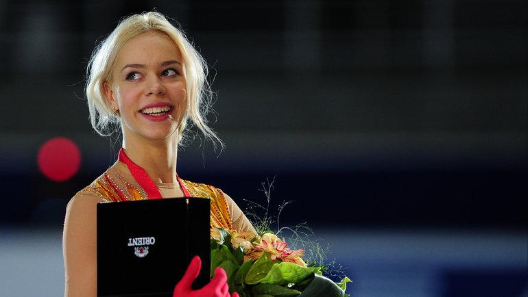 Анна Погорилая. Фото Антон Сергиенко