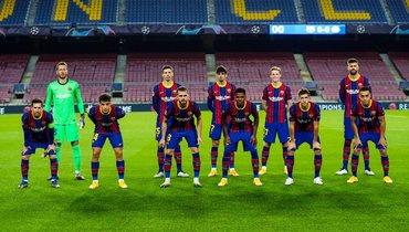 Игроки «Барселоны» недовольны новыми контрактами одноклубников