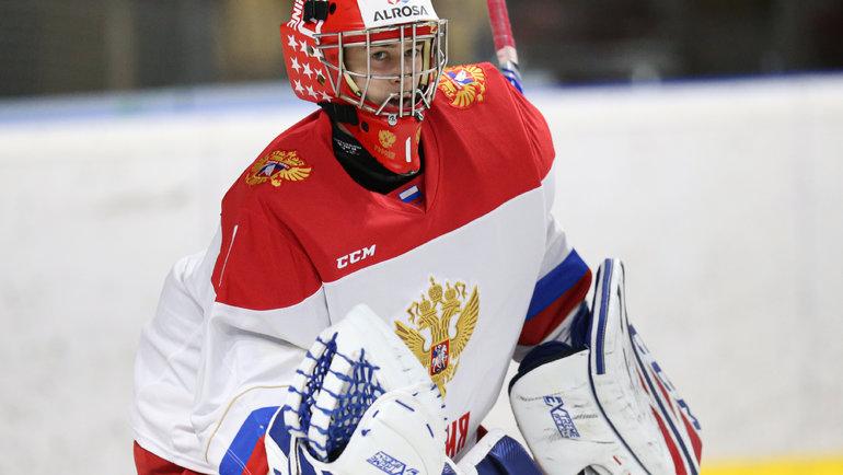 Ярослав Аскаров. Фото ФХР.
