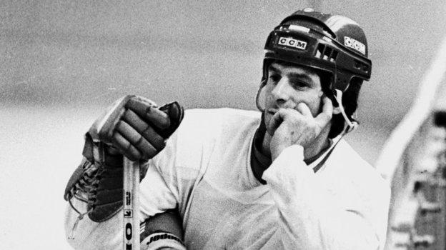 Август 1981 год. Валерий Харламов. Фото Сергей Киврин