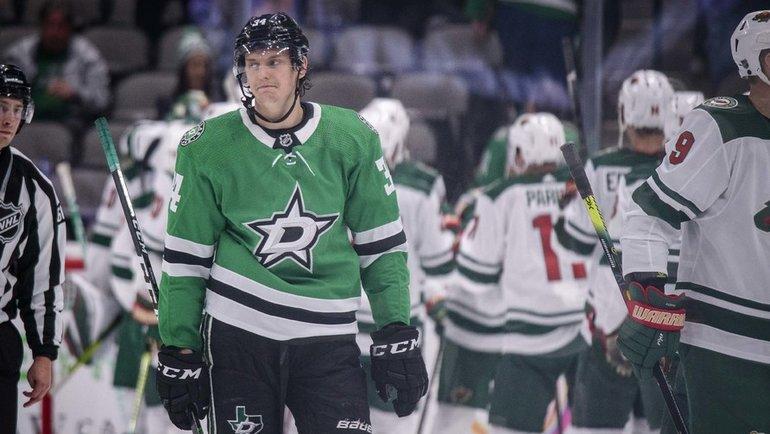 Денис Гурьянов. Фото USA Today Sports