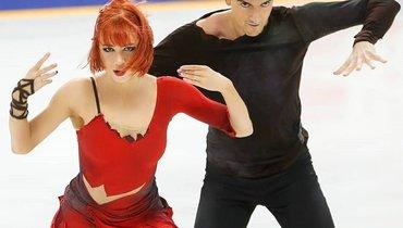 Загорски иГурейро выиграли вритм-танце на3-м этапе Кубка России