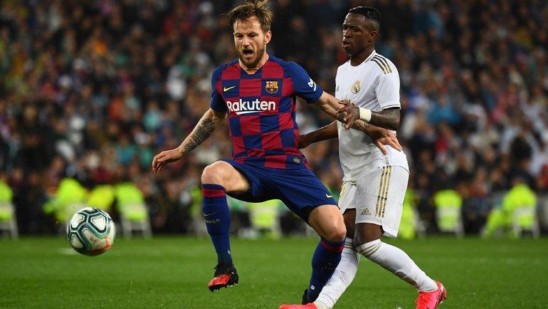 «Барселона»— «Реал». Фото AFP