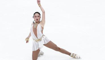 Короткая программа женщин наэтапе Кубка России: состав участниц итрансляция