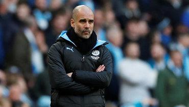 Хосеп Гвардьола: «Молюсь, чтобы все мои игроки смогли доиграть матч доконца»