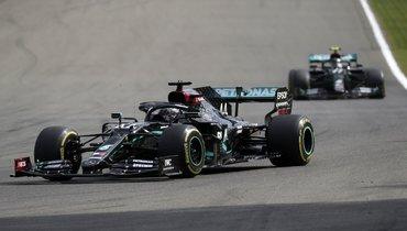 Хэмилтон выиграл квалификацию «Гран-при Португалии», Квят— 13-й