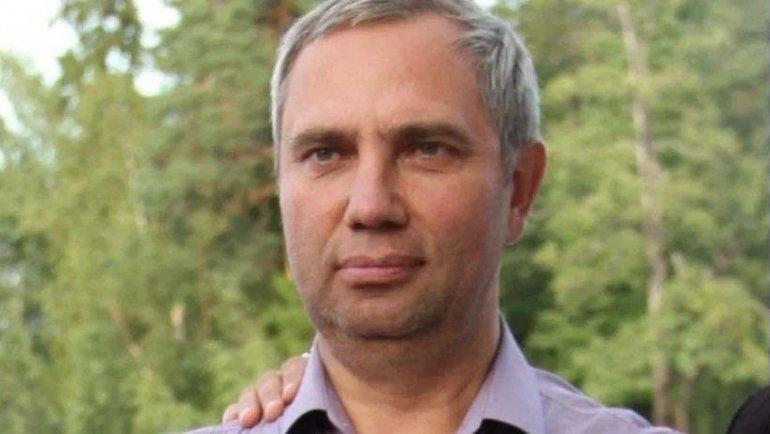 Александр Петров, отец Виталия Петрова.
