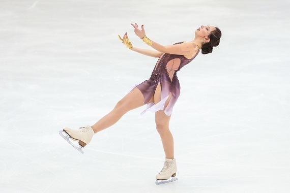 Елизавета Туктамышева. Фото ФФККР