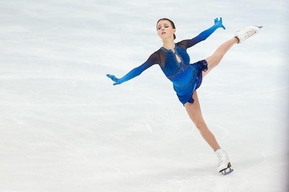 Анна Щербакова. Фото ФФККР