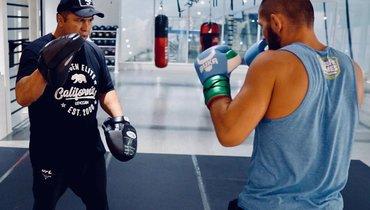Хабиб иМендес рассказали, чем теперь займется чемпион UFC