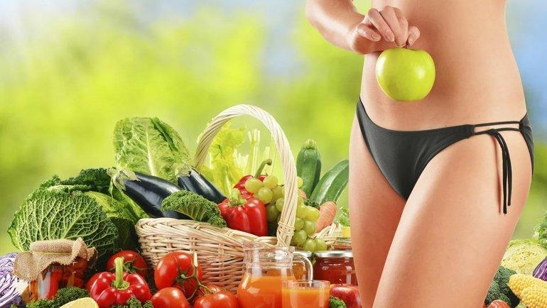 Правильное питание— основа для здоровья истройной фигуры.