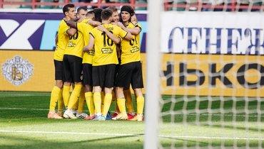 «Химки» вбольшинстве обыграли «Ростов», забив два мяча вдобавленное время