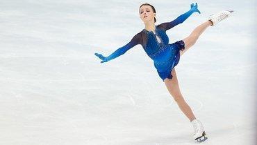 Щербакова выиграла этап Кубка России вСочи, Усачева вторая, Туктамышева третья