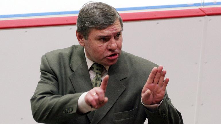 Владимир Крутов. Фото Динара Кафискина