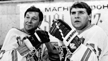 Крутов— легенда нашего хоккея ипрекрасный человек. Дикие истории онем изКанады озубах ипиве— ерунда