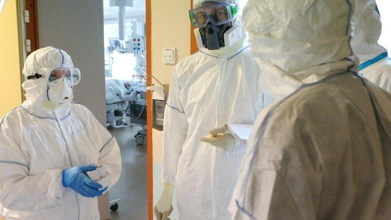 Эпидемия коронавируса вмире. Фото Reuters