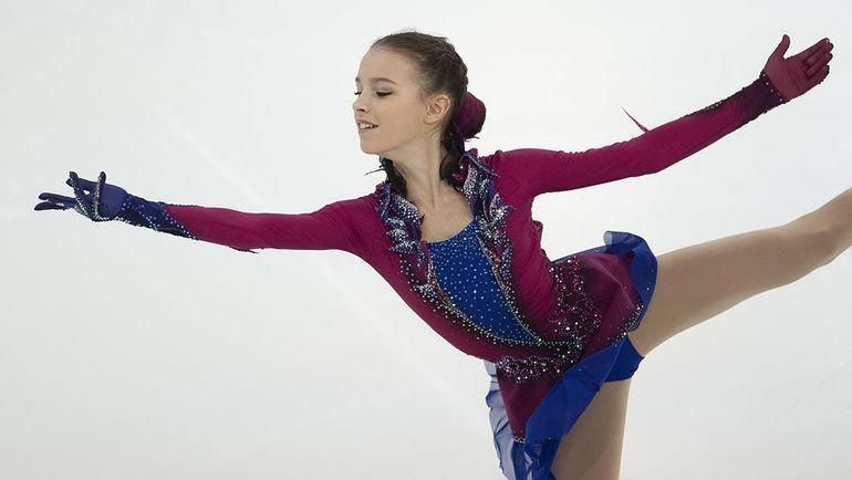 Анна Щербакова. Фото Ксения Нуртдинова.