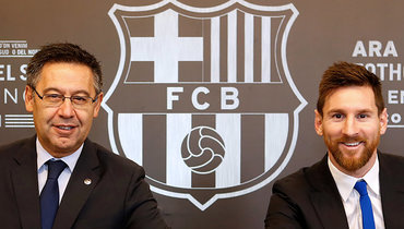 Источник: совет директоров «Барселоны» оставил Бартомеу президентом