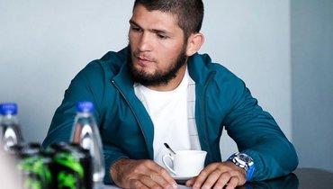 Хабиб ждет себя напервой строчке рейтинга UFC вне зависимости отвесовой категории