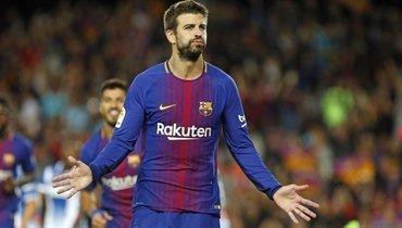 Пике может покинуть каталонский клуб пособственному желанию