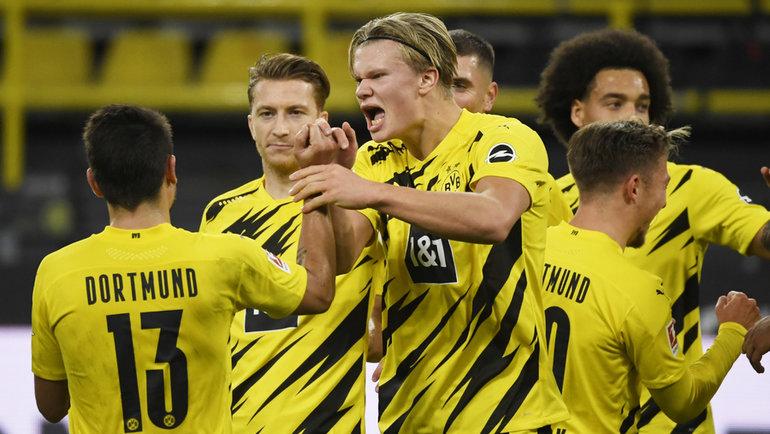 Borussiya Dortmund Zenit Anons Matcha Ligi Chempionov Taktika Chej Sostav Dorozhe Sport Ekspress