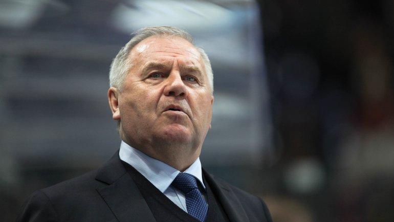 Владимир Крикунов. Фото photo.khl.ru