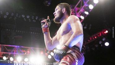Хабиб впервые возглавил общий рейтинг UFC