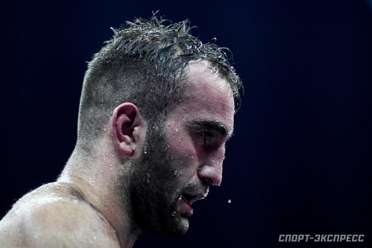 «Хочу бой сУсиком ичетыре чемпионских пояса». Гассиев намерен покорить супертяжелый вес