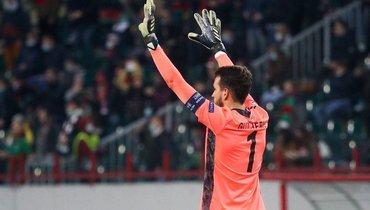 «Показали, что можем играть против любого соперника». Гильерме— оматче «Локомотив»— «Бавария»