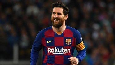 СМИ: Месси может остаться в «Барселоне» после ухода Бартомеу