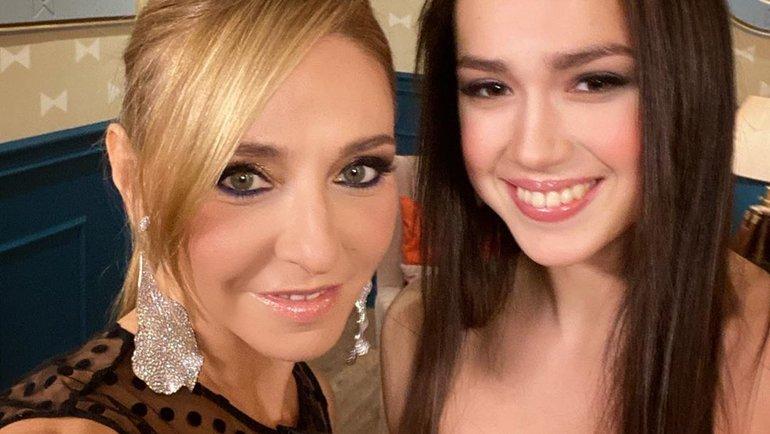 Татьяна Навка и Алина Загитова. Фото Instagram