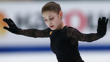 Косторная, Самодурова иТрусова— вчисле участников 4-го этапа Кубка России