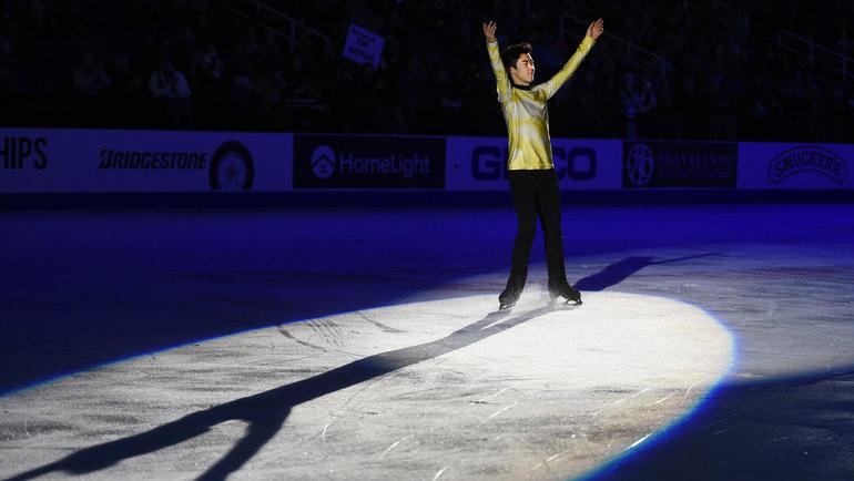 Нэйтан Чен. Фото USA Today Sports