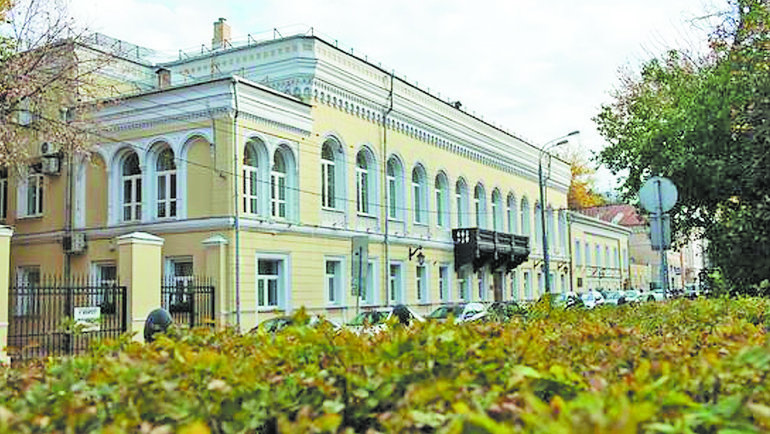 Москва. Центральный дом шахматиста. Фото Владимир Бойко