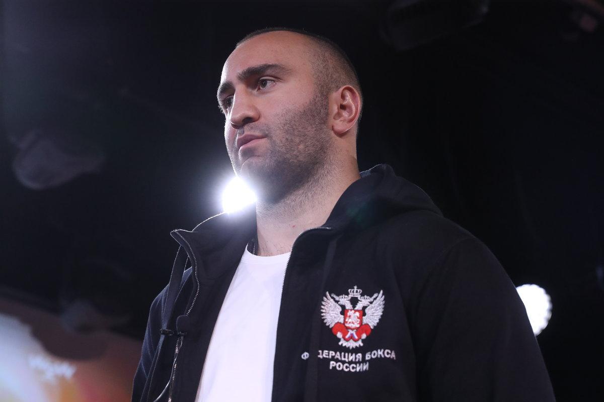 Мурат Гассиев: «Моя цель— стать абсолютным чемпионом мира всупертяжелом весе»
