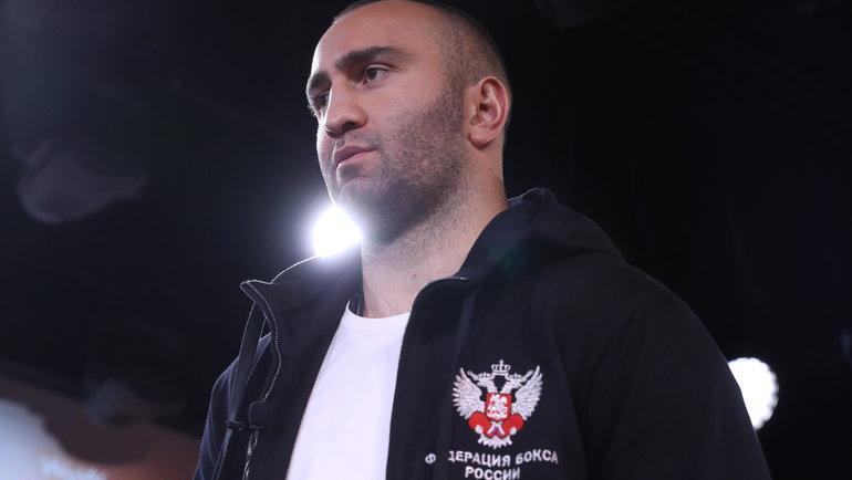 Мурат Гассиев. Фото Известия