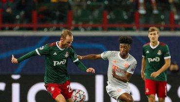 Владислав Игнатьев: «Локомотив» показал, что может играть наравных скомандами уровня «Баварии»