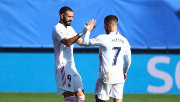 Конфликт погашен, Азар забил, «Реал»— лидер. УЗидана все под контролем