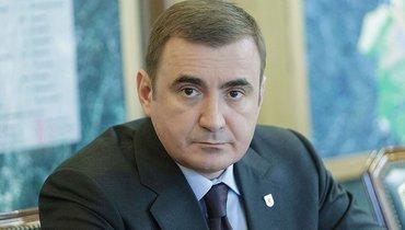 Губернатор Тульской области раскритиковал Подпалого, нодоверяет Аджоеву
