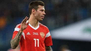 Бакаев иСмолов— врезервном списке сборной России