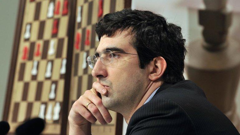 Владимир Крамник. Фото Reuters
