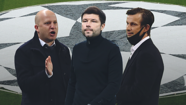 Марко Николич, Мурад Мусаев, Сергей Семак.